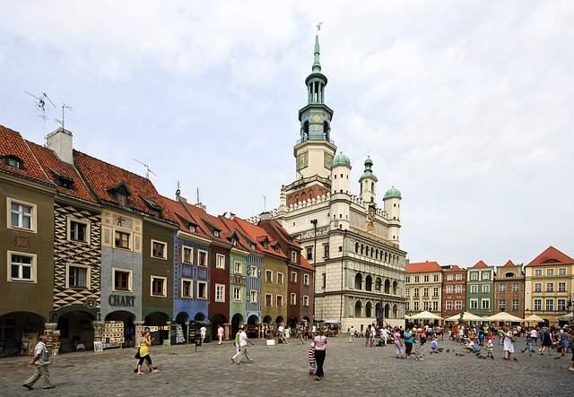 Poznań – jedno z najstarszych polskich miast