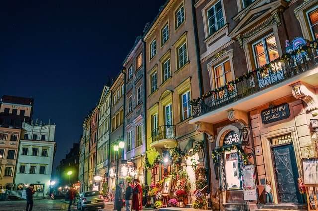 Najpiękniejsze miasta w Polsce. TOP 4