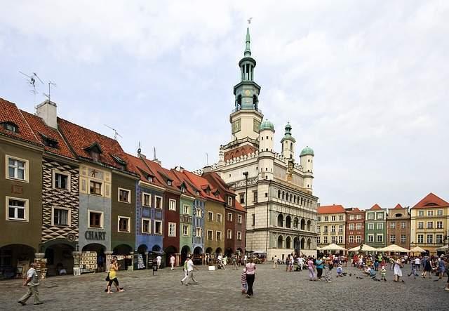 Poznań – atrakcje idealne na jesień!